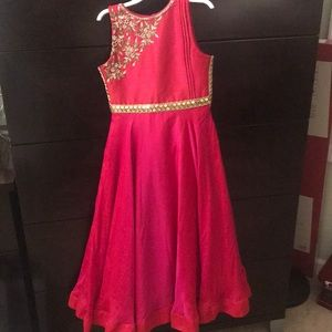Other - Beautiful never worn silk gown for girls